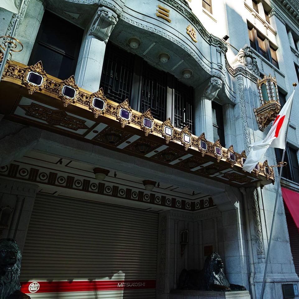 日本橋三越本店のオンリー・エムアイ 東京再発見プロジェクト